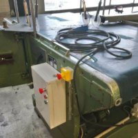 GEISS HBS 1000 Horizontal Band Saw