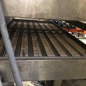 FCS 750 serial 104 heaters